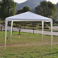 Wholesale Tents Wedding Canopies - 10'x10' FT Canopy Party Wedding Tent Heavy Duty Gazebo Pavilion Cater Event Outdoor Market