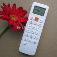 Wholesale Air Condition Remote Control - Wholesale- A C controller Air Conditioner air conditioning remote control suitable for SAMSUNG db93-14195f KT3X003 DB93-11489K