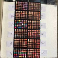 Wholesale Eyeshadow Palette Style - Eyeshadow 35 color Eyeshadow Natural Matte Eyeshadow Palette 35P 35W 35D 35C 35B 35A 35T 35F 35O 35N 35OM 35OS 15 Style DHL FREE shipping