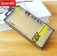 Wholesale brand pvc case for sale - Group buy Competitive Price Universal Clear PVC Package Box for Cellphone Cover Phone Case Packaging Boxes For LG K3 iPhone Samsung HUAWEI P10 P9