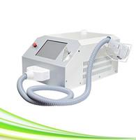 Wholesale ipl professional machine online - professional opt ipl shr hair removal rejuvenation opt machine