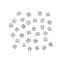 Wholesale Hook Earring Backing - Wholesale Pack of 144pcs bag, Clear Rubber DIY Mini Small Earring Safety Backs Set for Fish Hook Earrings