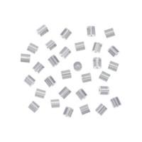 Wholesale Wholesale Rubber Earrings Backs - Wholesale Pack of 144pcs bag, Clear Rubber DIY Mini Small Earring Safety Backs Set for Fish Hook Earrings