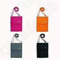 Wholesale Passport Folders - New Brand Portable Travel Passport Credit ID Card Cash Organizer Holder Storage Pouch Pocket Travelus Folder Cross Body CCA5596 1000pcs