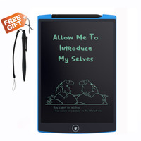 Wholesale Writing Boards Kids - Brand New LCD Writing Board 8.5 Inch Memo Whiteboard Kids Electronic Blackboard for School Children Drawing Playing Handwriting