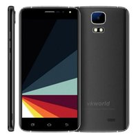 Wholesale S3 Android Dual Sim - Vkworld S3 3G black Phablet Android 7.0 Metal Frame Dual Flash Light