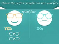 Wholesale Eyewear Children - Tips for fashion-How to find the right Sunglass eyewear for your face shape