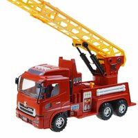 Wholesale Toy Fire Truck Models - Inertia truck large fire trucks to the children's toy car model