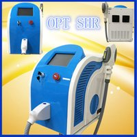 Wholesale Laser Lights Systems - ipl hair removal machine home use new popular OPT SHR laser hair removal machine e light ipl rf system for Skin rejuvenation