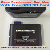Wholesale Game Cartridges - EDMD Game Cartridge for USA, Japanese and European SEGA GENESIS MegaDrive(MD) Console
