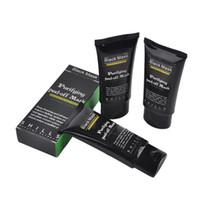Wholesale anti aging online - 2017 New Shills Peel off face Masks Deep Cleansing Black MASK ML Blackhead Facial Mask