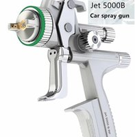 Wholesale and retail Jet B professional Graity spray gun with mm nozzle HVLP car paint gun painted high efficiency