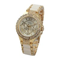 Wholesale Wholesale Watch Brand Name - Ms. Fashion Top brand Name Suit Mechanical Watches Automatic Lady Gifts