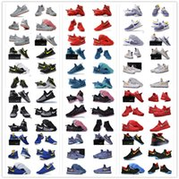 Wholesale Cheaper Kd Shoes - 2017 New Kevin Durant Basketball Shoes Kid Women Men 100%Original Retro KD 9 EP IX Rio Red White Sport Boots Cheap Sneakers Size 40-46