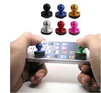 Wholesale Iphone Touch Stick - Mini Tactile Game Controller Mini Joystick for IPhone iPad touch Screen Stick Game Joystick Joypad KKA1749