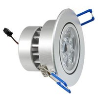 Wholesale Led Halogen Replacements - Dimmable LED Downlights 110-240V 5W LED Ceiling Light Downlight Warm Cold White Spotlight Lamp Recessed Lighting Halogen Bulb Replacement