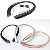 en kaliteli kulaklıklar toptan satış-2019 HBS 910 Kulaklık HBS910 Kulaklık Spor Stereo Bluetooth 4.1 KSS Paket ile En Kaliteli Kulaklıklar iphone 7 için artı s7 kenar