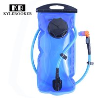 KyleBooker 2L Сумка для ванны с рюкзаком для гидратации System Pack Camping Hiking Fishing Outdoor Molle Tactical Hydration Water Bag