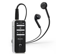 Wholesale I4 Wireless Stereo Bluetooth Headset - Original I4 Universal Wireless Stereo Bluetooth Headset A2DP Elegant and Fashion Music Earphone For Mobile Cell Phone