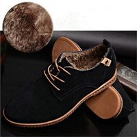 Wholesale Wholesalers For Cool Shoes - New Fashion Boots Summer Cool&Winter Warm Men Leather Shoes Men's Flats Shoes Low Men Casual For Men Oxford Shoes