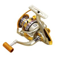 MC Serie Metal Rocker Fishing Wheel Reel Fishing Line Full Metal pieghevole ruota di pesca a bilanciere