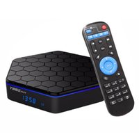 Wholesale Android Tv 2gb Ram - T95Z PLUS Android 7.0 TV Box Amlogic S912 Octa Core 2GB 3GB RAM 16GB 32GB ROM Smart Tv KD 17.1 Dual Wifi Bluetooth 4.0 Android TV IPTV