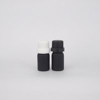 Wholesale Glass Bottle Press Dropper - Tiny 5ml glass e liquid bottle twist press screw head glass dropper cosmetic bottle high quality