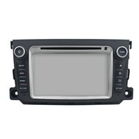 Wholesale Car Dvd Gps Player Smart - Free shipping 7inch Andriod 5.1 Car DVD player for Benz SMART with GPS,Steering Wheel Control,Bluetooth, Radio