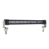 Wholesale Wholesale Used Trucks - Auto Unique Mini Single Rows 10W 5D LENs LED Light Bar,used 4X4, ATV, SUV,Trailer ,Truck, Fork lift, trains, boat, bus, and tank