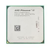zócalos de cpu al por mayor-X3 720 Original para AMD Phenom II X3 720 Procesador Triple-Core 2.8GHz Socket AM3 938-pin 95W Desktop CPU