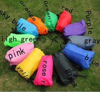 Wholesale Beanbag Adult - Lounge Sleep Bag Lazy Inflatable Beanbag Sofa Chair, Living Room Bean Bag Cushion, Outdoor Self Inflated Beanbag Furniture