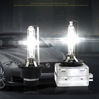 Wholesale D3s Bulb - New Arrival 2PCS Xenon D3S hid bulb Super Bright high power 35W D3S Hid Light Bulb High Power 12V 35W D3S hid Xenon bulbs Free Ship