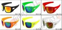 gesicht ems großhandel-neueste Art des Sommers nur Brille 7 färbt Sonnenbrille NICE GESICHT Nehmen Sie die Sonnenbrille Blenden Sie Farbgläser EMS geben shipping5962 frei