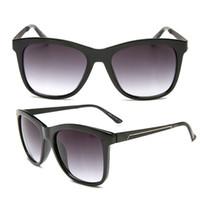 miroirs face achat en gros de-Vente chaude Europe et États-Unis style Femmes lunettes de soleil Dazzle couleur miroir NICE FACE lunettes de soleil AE643