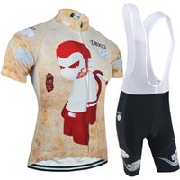 BXIO Cycling Jerseys Summer Short Sleeve Set Cartoon Pattern Breathable Bicycle  Jerseys Quick Dry Bikes Clothing Ropa Ciclismo BX-101 ... e46d5e668