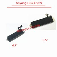 Wholesale iphone vibrator motor - 30pcs Original new Vibrator Module flex cable motor vibration For iPhone 7 7G 7 plusReplacement Parts buzzer Assembly