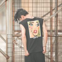 Wholesale Animal Fasion - High quality t shirt men women justin bieber hip hop top tees streetwear new fasion t-shirts