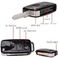 1280 Key Chain * 720P Spy Car DVR nascosto Senza DVR Pinhole Nascondere Camera Audio Video Recorder Security