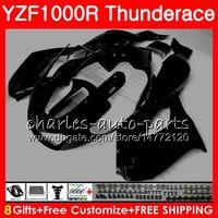Wholesale 1997 yamaha yzf fairings for sale - Group buy Body For YAMAHA Thunderace YZF1000R Matte black NO20 YZF R YZF R Fairing