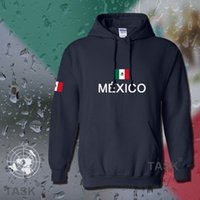 Wholesale-Mexico 2016 sweat-shirt à capuche homme sweat-shirt streetwear soccer jersey jersey footer nation drapeau mexicain toison MX MEX