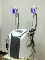 Wholesale Slim Machine Price - Factoty Price !!!! Fat Freezing Machine Waist Slimming Cavitation RF Machine Fat Reduction Lipo Laser 2 Freezing Heads WORK AT THE SAME TIME