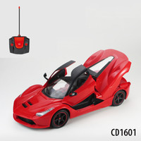 Wholesale Toy Cars Open - One-Button Open Door Remote-Control Car 1:16 Simulation Car Model With Battery Charger Adult Children's Toys