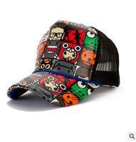 Wholesale Cap Teddy Bear - Net cap wholesale new teddy bear rhino cartoon animals net cap wholesale outdoor sun hat
