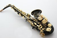 Wholesale Yas 875 - wholesale Wholesale New Genuine Alto Saxophone Black YAS 875 EX Professional E Sax mouthpiece With Case and Accessories