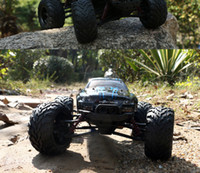 Wholesale Scale Rc Trucks - Wholesale- New Arrival RC Car 9115 2.4G 1:12 1 12 Scale Rock Crawler Car Supersonic Monster Truck Off-Road Vehicle Buggy Electronic Toy