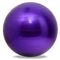 Wholesale 65cm yoga ball - Wholesale-Eco European popular Yoga Fitness Ball 65cm Utility Yoga Balls Pilates Balance Sport Fitball Proof Balls Anti-slip for Fitness