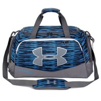 Wholesale Men Bags Body - UA Men Women Undeniable Duffel Bags Travel Large Sport Bag 7 Colors Black Purple Camo Blue New In stock