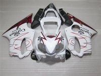 Wholesale Honda F4i Black - New Motorcycle Fairings Fit For Honda CBR600 F4i 2001 2002 2003 Year 01 02 03 ABS Injection Fairing Kit Cowling red white black corona