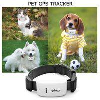 Wholesale Dog Online - TK909 10PCS Mini Pet GPS Tracker tkstar tk909 for dog cat cow, realtime app web online tracking AT