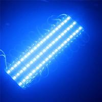 Wholesale Smd 12vdc - 20pcs LED Light Module Waterproof 12VDC 7512 5050 SMD 3 LED Module Cool Blue  White Green LED Lighting Modules 3 Years Warranty